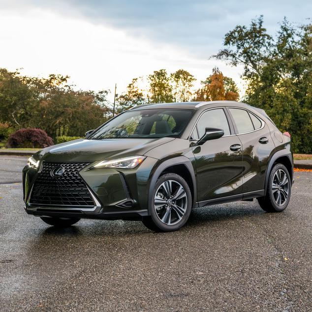 Lexus UX 2020 Price Features Compare