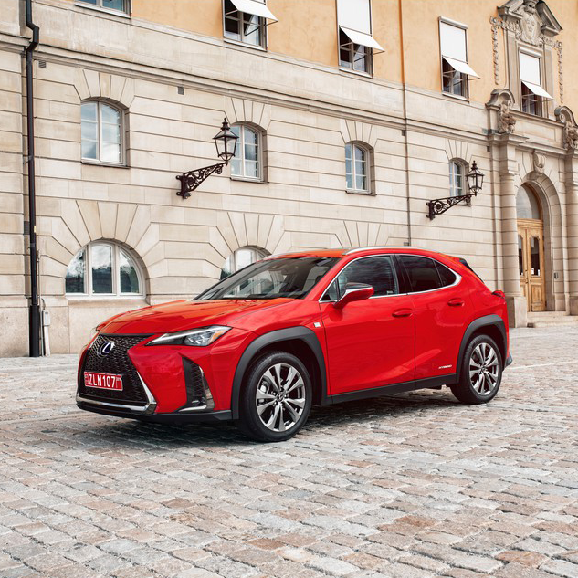 Lexus UX Hybrid 2020 Price Features Compare