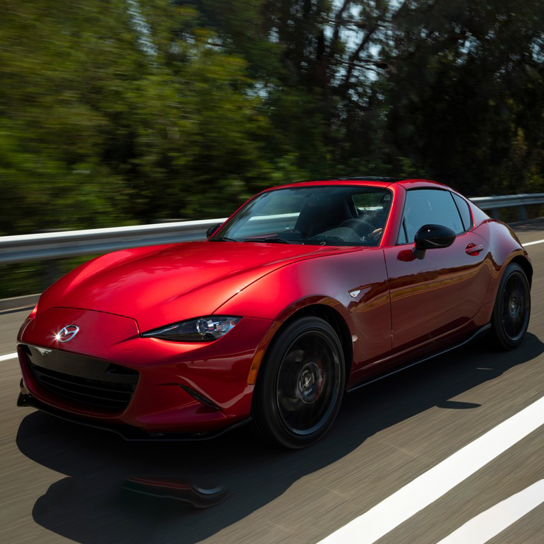Mazda MX-5 Miata 2019 Price Features Compare