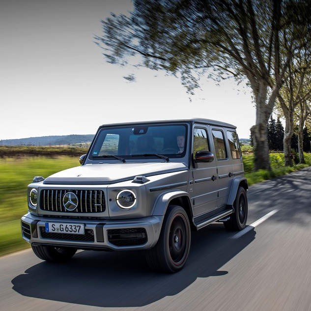 Mercedes-Benz G-Class 2019 Price Features Compare