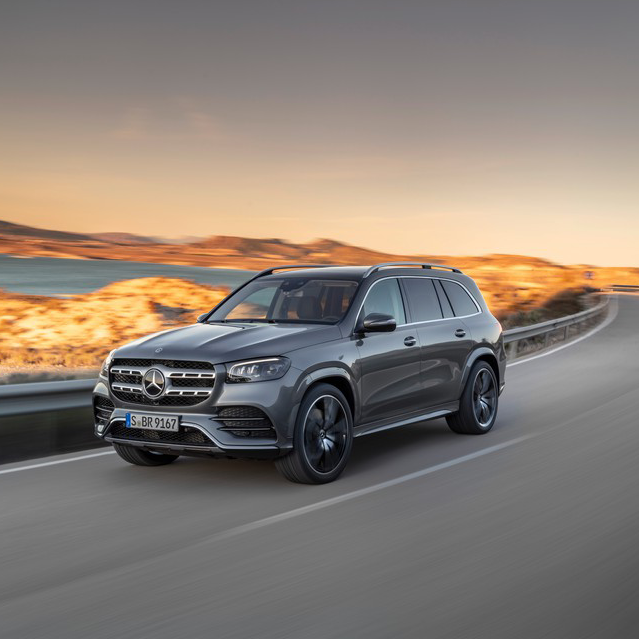 Mercedes-Benz GLS-Class 2020 Price Features Compare