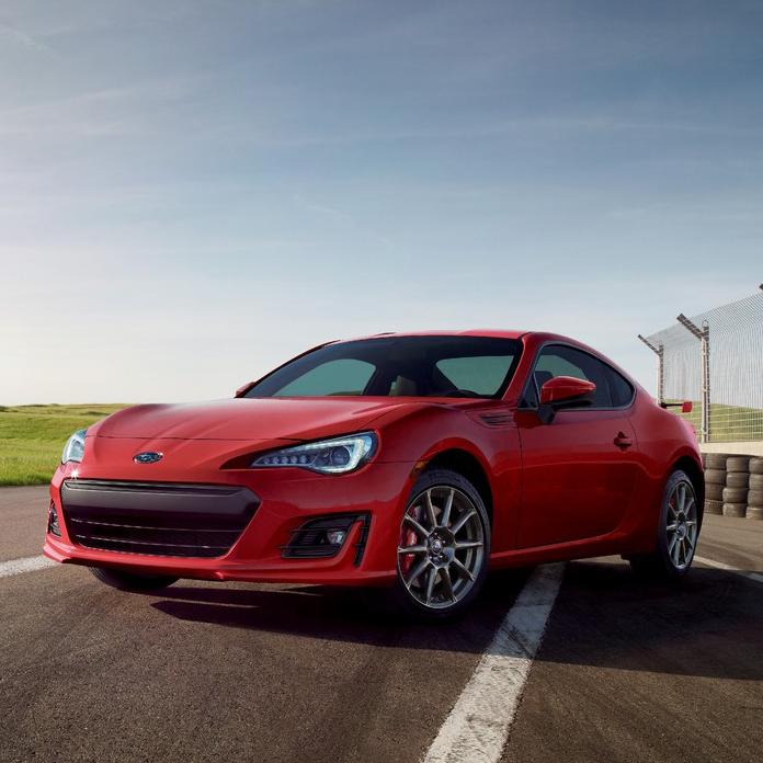 Subaru BRZ 2020 Price Features Compare
