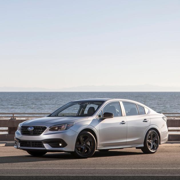Subaru Legacy 2020 Price Features Compare